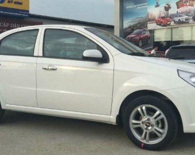 Chevrolet tiếp tục giảm mạnh tay, mẫu ô tô rẻ nhất thị trường Việt Nam chỉ 269 triệu đồng