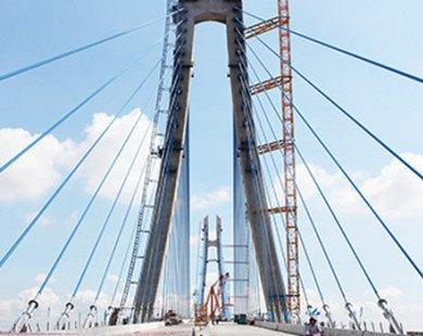 Cầu 5.700 tỷ bị nứt, sau 3 tháng vẫn chưa xác định được nguyên nhân