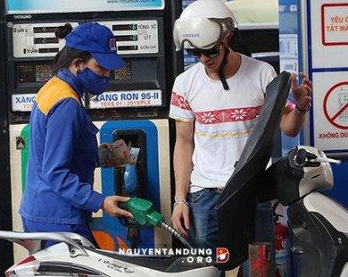 Giữ nguyên giá các mặt hàng xăng dầu