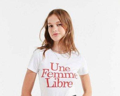 Sắm áo Tết, các nàng đừng bỏ quên 10 chiếc áo thun có slogan đang sốt sình sịch này nhé!
