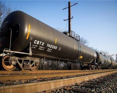 Giá dầu giảm hơn 9% trong tuần qua