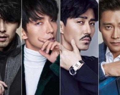 Năm 2018, 7 tài tử tuổi Tuất đình đám xứ Hàn này sẽ mang đến điều gì?