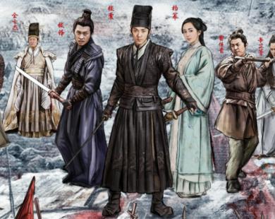 Ai chê thì chê nhưng phim của Dương Mịch vẫn lọt top 10 bộ phim Hoa ngữ hay nhất năm