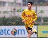 Cầu thủ U23 Việt Nam xin được