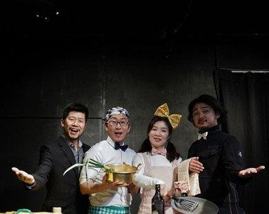 Những điều tạo nên sự hấp dẫn của Rhythm & Theater – Nhóm biểu diễn nghệ thuật múa trống nhạc nổi tiếng Hàn Quốc