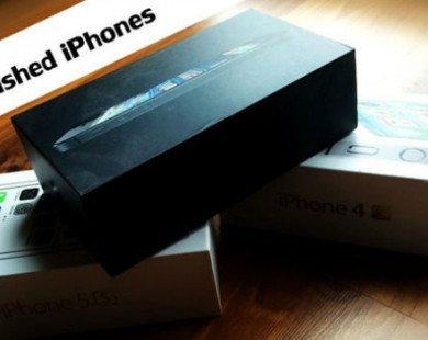 """iPhone """"tân trang"""" đang giết chết smartphone Android giá rẻ?"""
