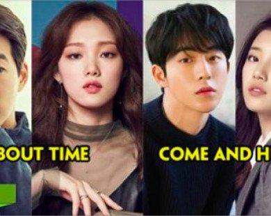 Những bộ phim truyền hình Hàn Quốc khiến fan