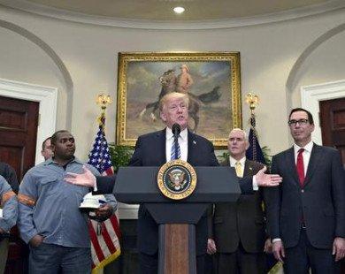 TT Trump áp thuế trừng phạt 60 tỷ USD nhắm vào Trung Quốc