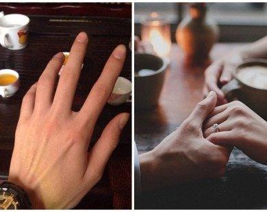 Để biết người đàn ông bên mình có đáng trao gửi trọn đời hay không, nàng chỉ cần xem dáng tay là đủ
