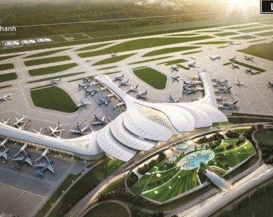 Bộ GTVT chốt phương án Hoa Sen để thiết kế nhà ga Cảng hàng không quốc tế Long Thành