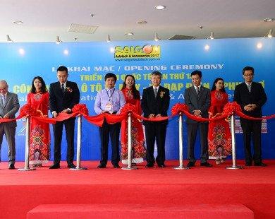 Triển lãm Quốc Tế lần thứ 14 về ô tô và công nghiệp phụ trợ Saigon Autotech & Accessories 2018.