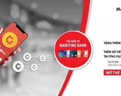 Maritime Bank tặng thêm 30% tổng số tiền chuyển đổi  cho người sử dụng ứng dụng Clingme