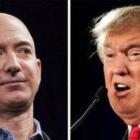 Bốn dòng tweet của ông Trump khiến sếp Amazon mất 16 tỷ USD trong 1 tuần