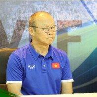 HLV Park Hang-seo cảnh báo các tuyển thủ U23 Việt Nam