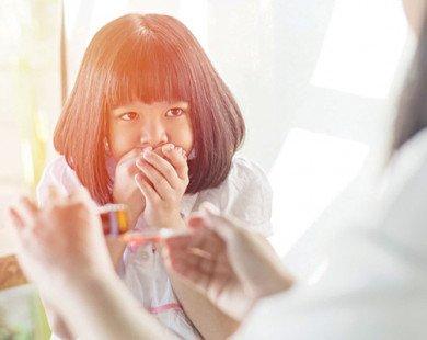 Ngộ độc thuốc ở trẻ