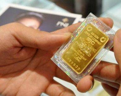 Giá vàng SJC tăng vọt, phá vỡ ngưỡng 37 triệu đồng/lượng
