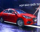 Hyundai Accent 2018 giá từ 425 triệu - đe dọa Vios tại Việt Nam