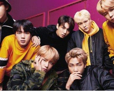 Sau tất cả, BTS xác nhận comeback vào tháng 5 tới
