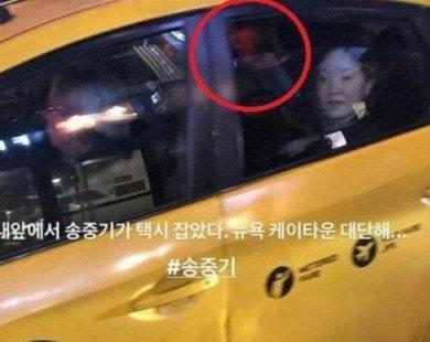 Hạnh phúc như Song Hye Kyo, say xỉn vẫn luôn có ông xã Song Joong Ki ở bên ân cần chăm sóc