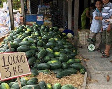 """Nông sản Việt thua trên """"sân nhà"""" vì người tiêu dùng kém tin tưởng"""