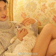 Nhiệt Ba chứng minh đẳng cấp nhan sắc khi là một trong 3 mỹ nhân Hoa ngữ được yêu thích tại Nhật Bản