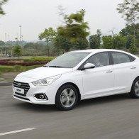 Bảng giá xe ôtô Hyundai Việt Nam cập nhật tháng 5/2018