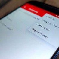 Google đã cho phép đính kèm tiền để gửi qua Gmail