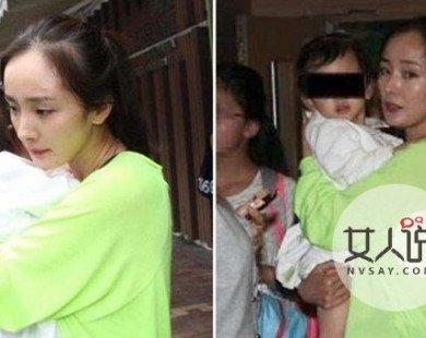 Dương Mịch bất ngờ hé lộ sự thật về chuyện chăm con gái, tự giải oan sau nhiều năm