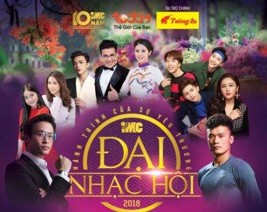 Văn Mai Hương mang HIT mới lên sóng trực tiếp