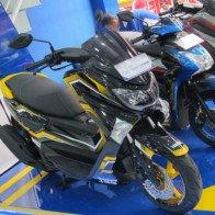 Yamaha Nmax bản đặc biệt đẹp hơn, giá 55 triệu đồng