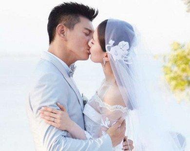 Ghen tị với như nụ hôn ngọt như trong ngôn tình ở lễ cưới của các sao Hoa ngữ