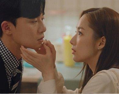 """""""Thư ký Kim"""" Fan ngất lịm trước lời tỏ tình có cánh của anh Lee với chị Kim, rating tiếp tục dẫn đầu"""