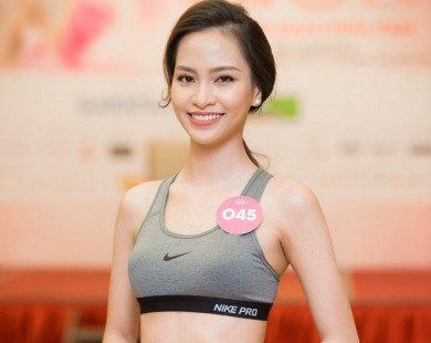 Top 30 Hoa hậu Việt Nam 2018 trong trang phục thể thao