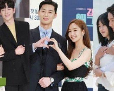 """Anh Lee - chị Kim lại """"song kiếm hợp bích"""" cùng nhau """"sáng lòa"""" nhất dàn sao drama Hàn hiện nay"""