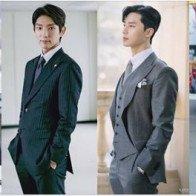 Top 4 nam chính phim Hàn diện vest đẹp nhất, bất ngờ với thứ hạng của