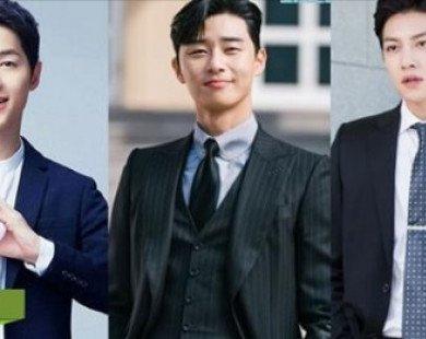 Top 8 mỹ nam vàng khó ai có thể thay thế trên màn ảnh nhỏ Hàn Quốc