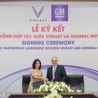 VinFast mua lại toàn bộ hệ thống phân phối và sản xuất ô tô của GM Việt Nam