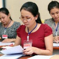Giáo viên chấm THPT Quốc gia: Đề Văn chỉ học sinh giỏi mới giải được