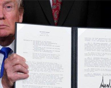 Mỹ sẽ áp thuế với 200 tỷ USD hàng hóa Trung Quốc
