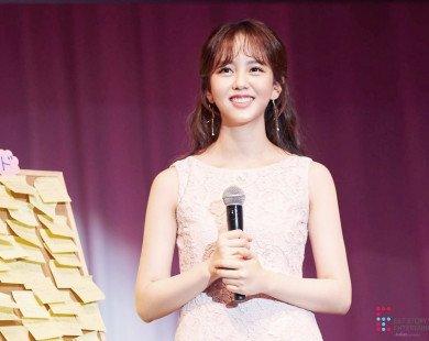 """""""Trụy tim"""" với loạt ảnh thiên thần Kim So Hyun ngọt ngào trong Fanmeeting đầu tiên tại Nhật"""