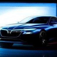 VinFast ra mắt xe mẫu SUV và Sedan tại Paris Motor Show 2018