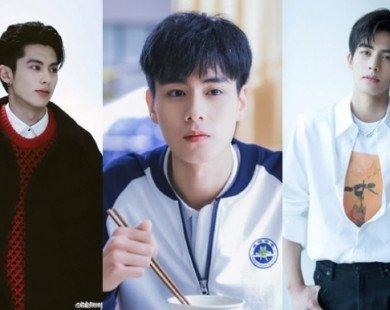 Top 4 nam thần Trung Quốc gây bão mạng xã hội Hàn Quốc
