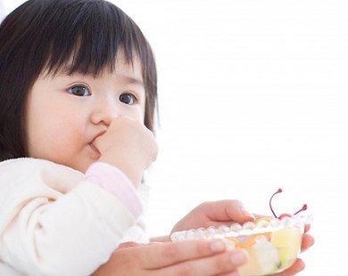Trẻ kén ăn nên làm gì?