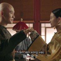 Vừa lên giường cùng Thuần phi, Hoàng thượng đã quay sang thả thính Ngụy Anh Lạc