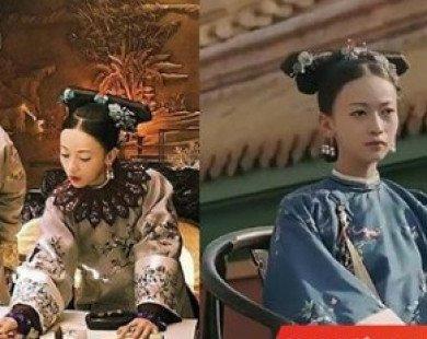 Dám hỗn láo với vợ anh, Càn Long xử đẹp ả cung nữ muốn lên mặt với Ngụy Anh Lạc
