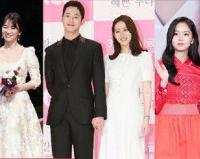 """10 cặp đôi đình đám xứ Hàn, cặp nào có """"tướng phu thê"""" rõ ràng nhất?"""