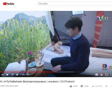 """Mọt phim Thái vẫn chưa thể ngừng xem """"Trò Chơi Tình Ái"""", clip cut phim gần chạm mốc 26 triệu view"""