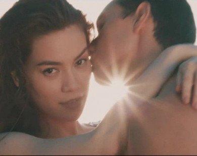 HOT showbiz: Hồ Ngọc Hà diễn cảnh nóng với Kim Lý trong MV mới