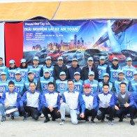 Chương trình Hướng dẫn lái xe an toàn của Honda Ôtô Tây Hồ tháng 9 năm 2018