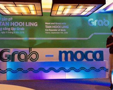 Grab chính thức công bố hợp tác với ví điện tử Moca để đẩy mạnh thanh toán không dùng tiền mặt